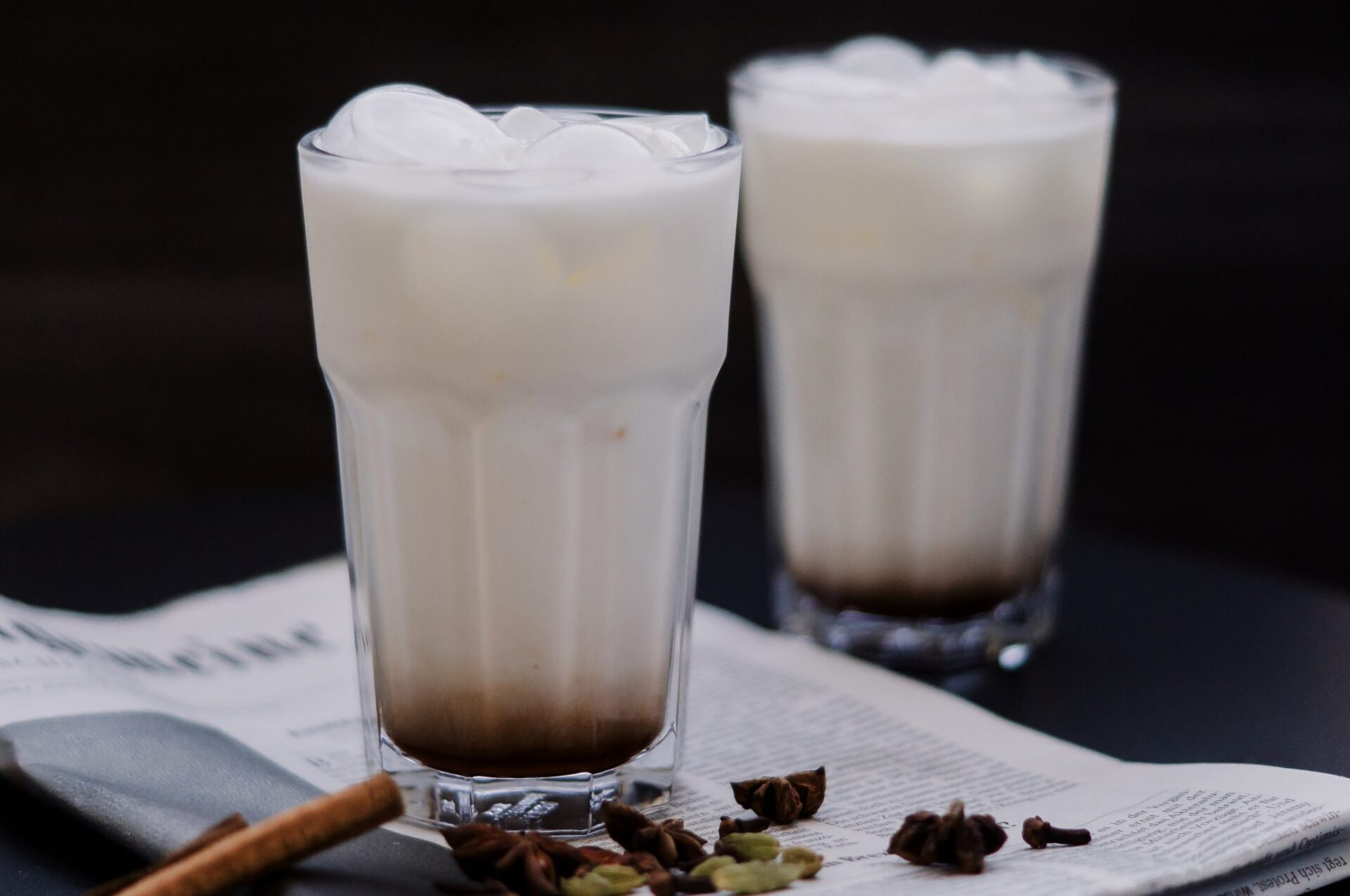 Iced Chai Latte Rezept