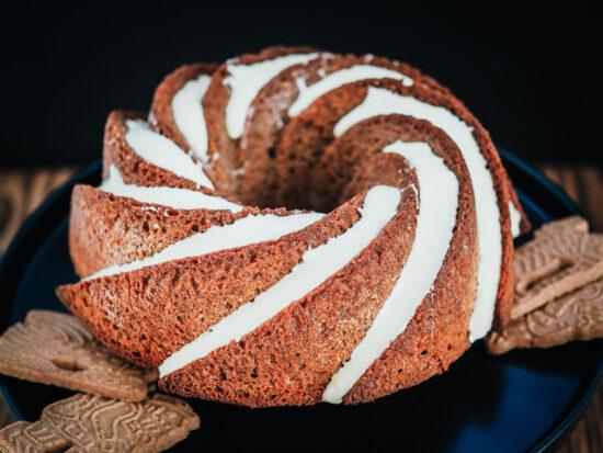 Spekulatius Kuchen