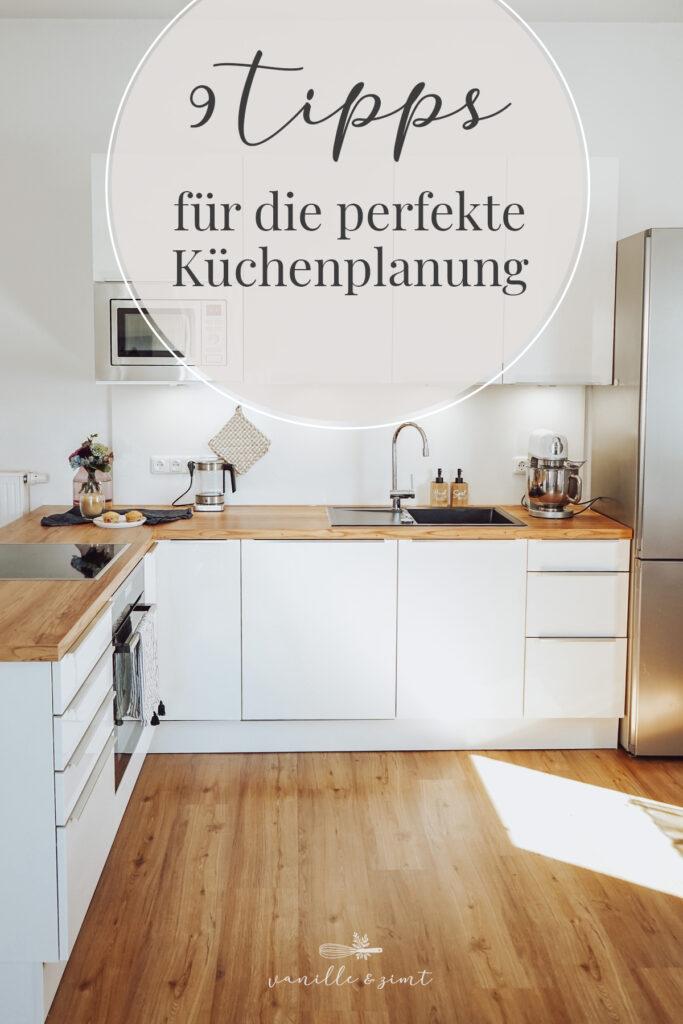 Tipps Küchenplanung